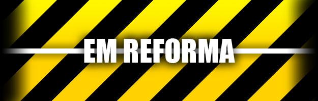 Em reforma